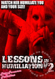 Lessons In Humiliation #2 Box Cover