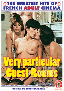 Very Particular Guest Rooms (English Language)