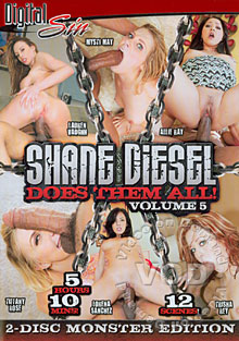 Shane Diesel Does Them All #5 (Disc 1)