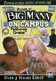 Big Mann On Campus Box Cover