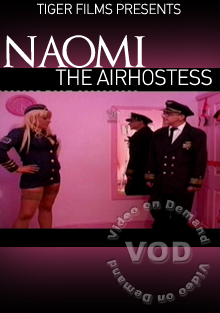 Naomi The Airhostess Box Cover