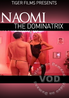 Naomi The Dominatrix Box Cover