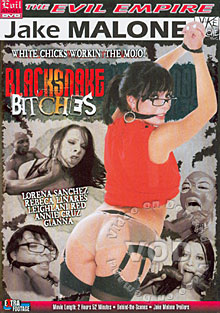 Blacksnake Bitches Box Cover