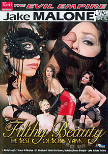 Filthy Beauty - The Best Of Bobbi Starr Box Cover