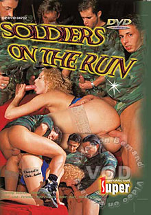 Soldiers On The Run Box Cover