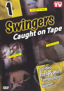 Swingers Caught On Tape 1 Box Cover