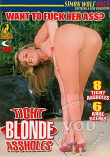 Tight Blonde Assholes Box Cover