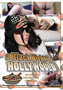 A Black Night In Hollywould Box Cover