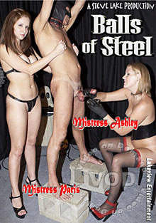 Balls Of Steel Box Cover