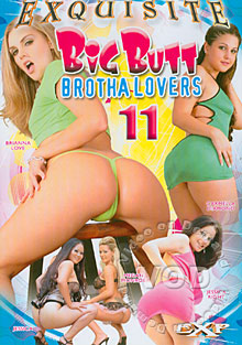 Big Butt Brotha Lovers 11 Box Cover