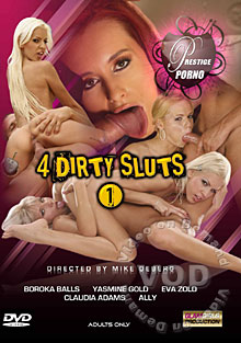 4 Dirty Sluts 1