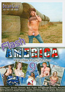 Flash America 9 Box Cover
