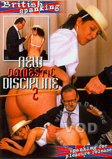 New Domestic Discipline 2 Box Cover