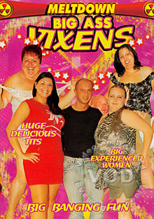 Big Ass Vixens Box Cover