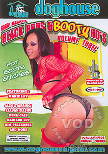 Black Bros & Booty Ho's Volume Three  (FRENCH)