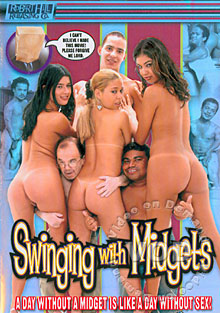Swinging With Midgets Box Cover