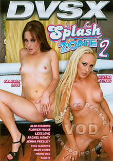 Splash Zone 2 Box Cover