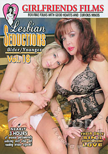 Lesbian Seductions Older/Younger Vol. 18 Box Cover