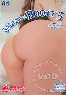 WhataBooty 5 Box Cover