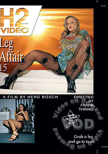 Leg Affair 15 Box Cover