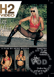 Leg Affair 14 Box Cover