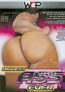 Biggest Ass Ever Box Cover