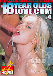 18 Year Olds Love Cum #4 Box Cover