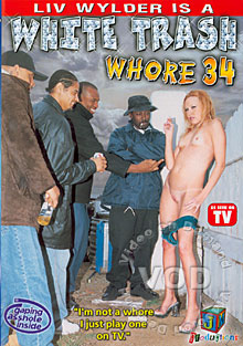 White Trash Whore 34 Box Cover