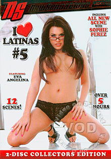 I Love Latinas #5 (Disc 1)