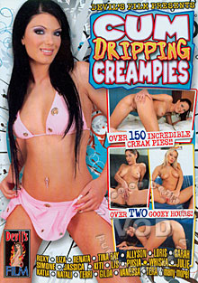Cum Dripping Creampies Box Cover