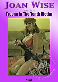Treena In The Tenth Victim Box Cover