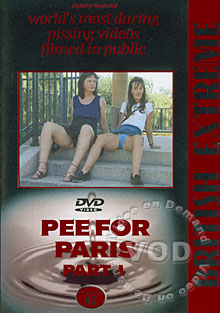 Pee For Paris - Part 1 Box Cover