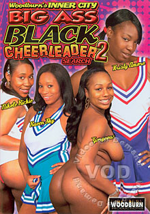 Inner CIty Big Ass Black Cheerleader Search 2
