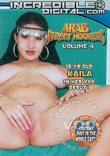 Arab Street Hookers Volume 4 Box Cover