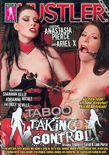 Taboo - Taking Control Box Cover