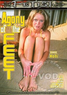 Agony Of The Feet Box Cover