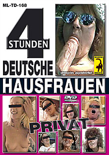 Deutsche Hausfrauen Privat - Private German Housewives Box Cover