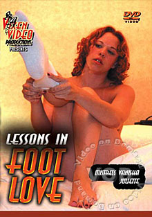 Lessons In Foot Love Box Cover
