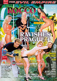 Rocco Ravishes Prague 4 Box Cover