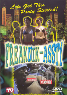Freaknik-Assty Box Cover