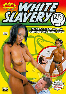 White Slavery Box Cover