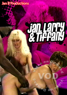 Jan, Larry & Tiffany Box Cover