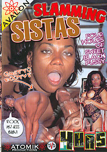 Slamming Sistas Box Cover