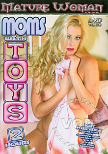 Moms With Toys Box Cover