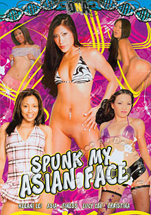 Spunk My Asian Face Box Cover