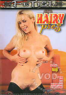 Hairy Pies Box Cover