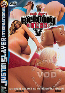 Big Booty White Girls V -  (Disc 2) Box Cover