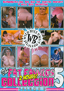 The Fat Fannies Collection 5 Box Cover