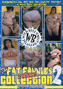The Fat Fannies Collection 2 Box Cover