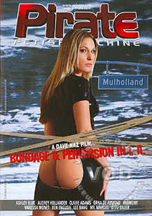 Bondage & Perversion In L.A. (German) Box Cover